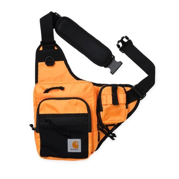 "Carhartt WIP Delta Shoulder Bag ""Dusty Hamilton Brown"" I027539"