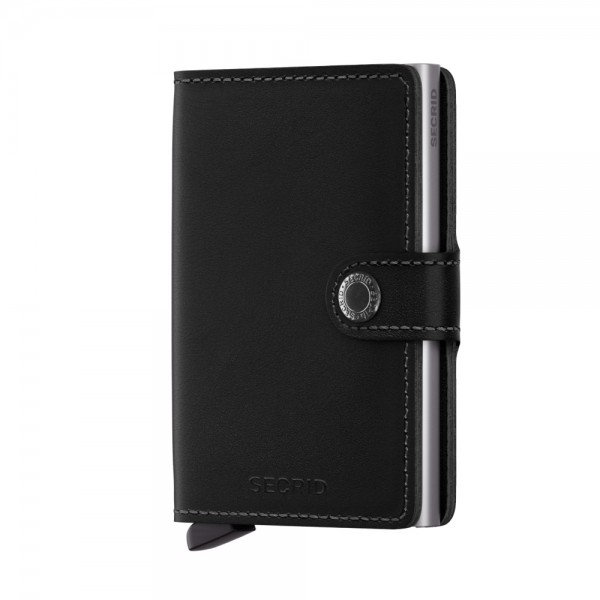 "SECRID Miniwallet Original ""Black"" 1405"