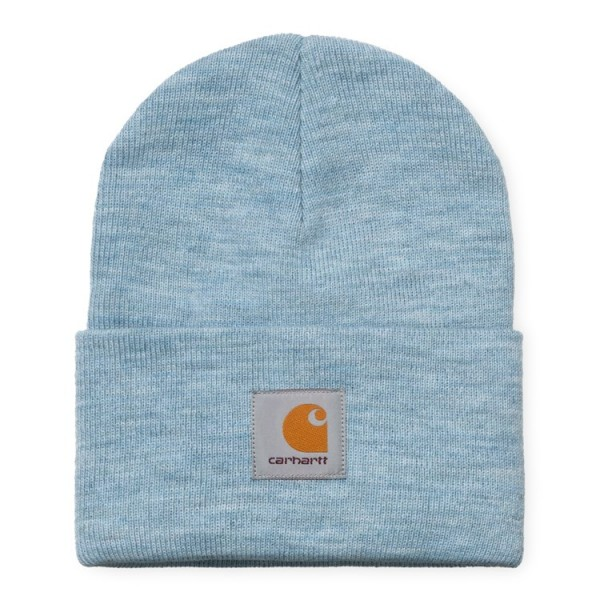 "Carhartt WIP Acrylic Watch Hat ""Frosted Blue Heather"" I020175"