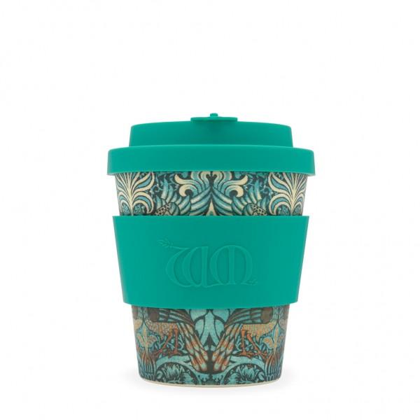 "Ecoffee Cup ""Kelmscott"" 8oz · 250ml"