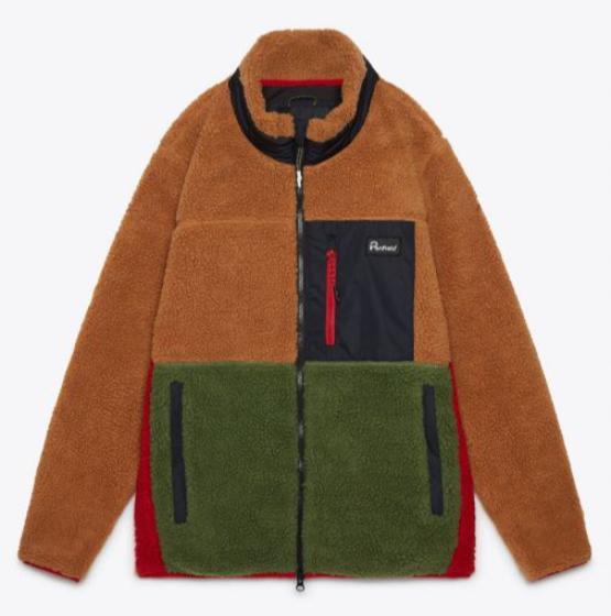 Mattawa Colourblock Fleece
