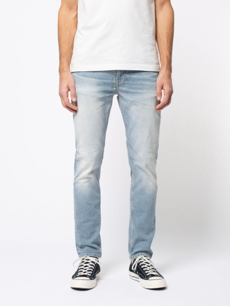 "Nudie Jeans Lean Dean Jeans ""Faded Meadow"" 113280"