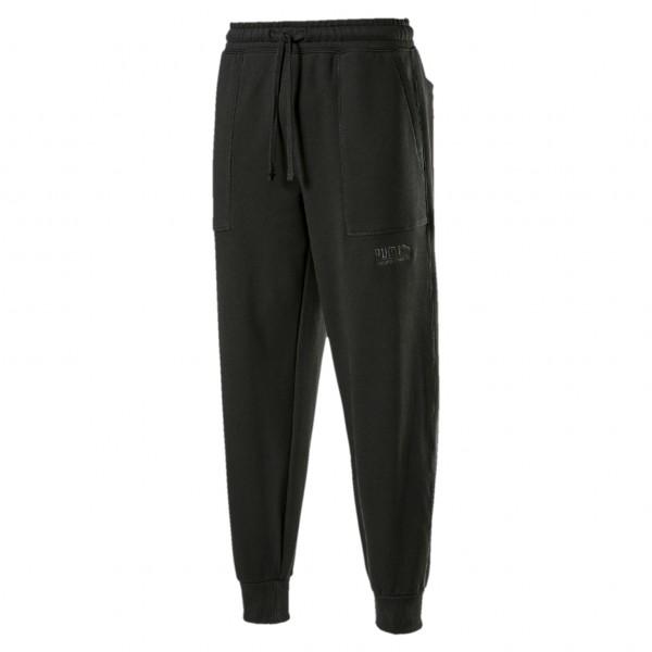 """Puma Heavy Classics Pants """"Black"""" 596713 01"""