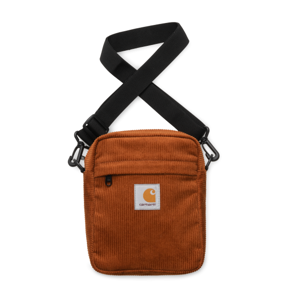 "Carhartt WIP Cord Bag Small ""Brandy"" I028431"