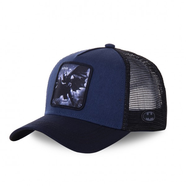 "CAPSLAB Baseball Cap BATMAN ""NAVY"" CL/DC2/1/BAT4"