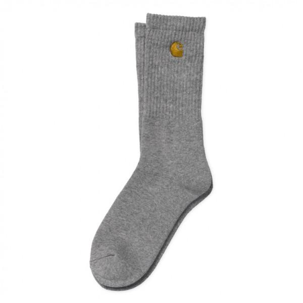 "Carhartt WIP Chase Socks ""Grey heather"" I026527"