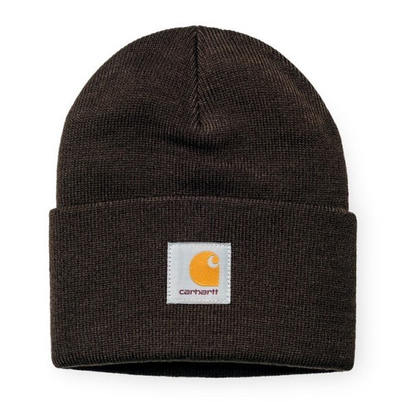 "Carhartt WIP Acrylic Watch Hat ""Tobacco"" I020222"