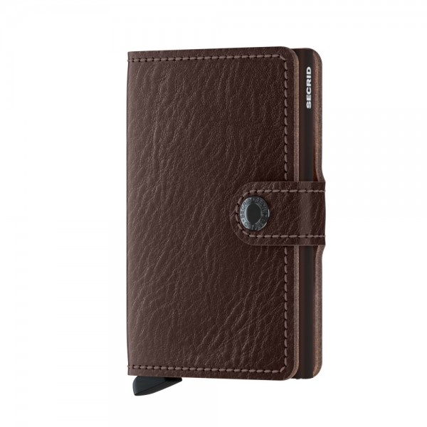 Miniwallet Vegetable Tanned