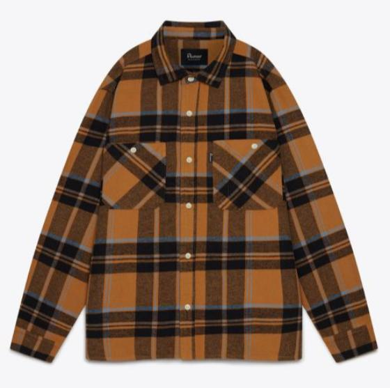 Cordan Check Shirt