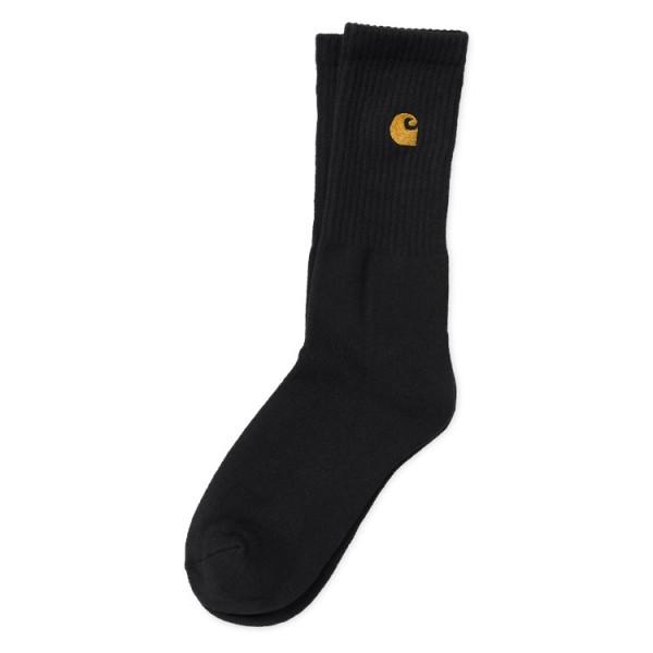 """Carhartt WIP Chase Socks """"Black"""" I026527"""