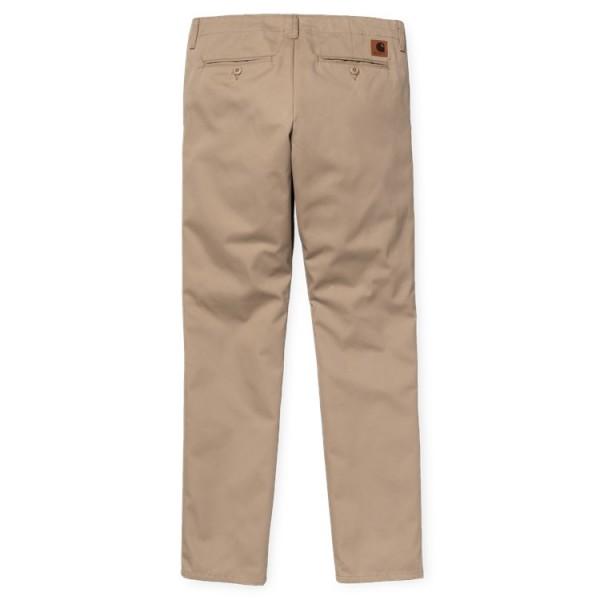 "Carhartt WIP Club Pant ""Leather rigid"" I010022"