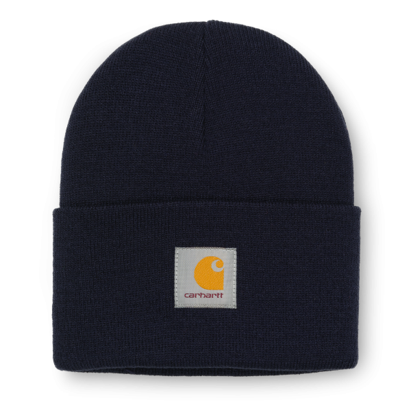 "Carhartt WIP Acrylic Watch Hat ""Dark Navy"" I020222"