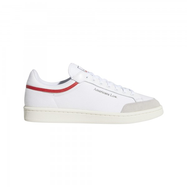 "adidas Americana Low ""ftwr white/glory red/chalk white"" EF6385"