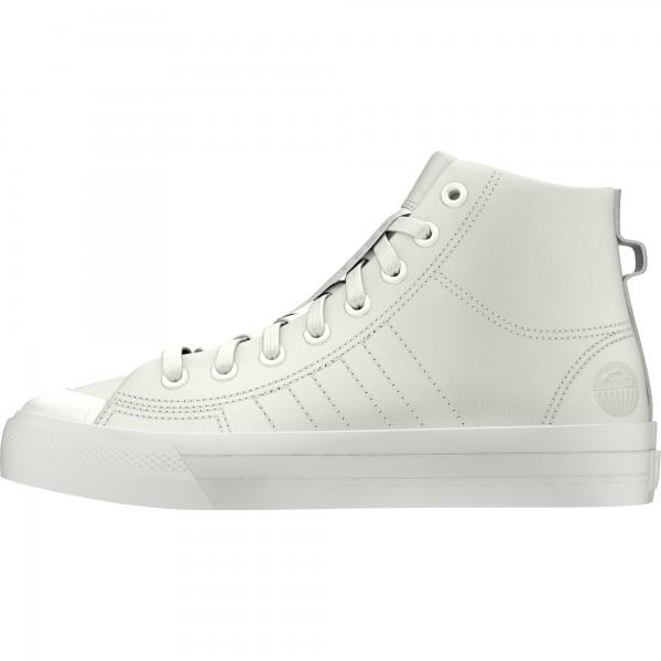 "adidas NIZZA HI RF ""off white/off white/off white"" EF5756"