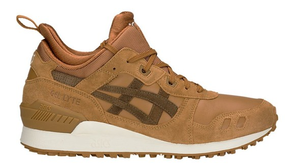 "asics Gel-Lyte MT""Caramel / Brown Storm"" 1192A035-200"
