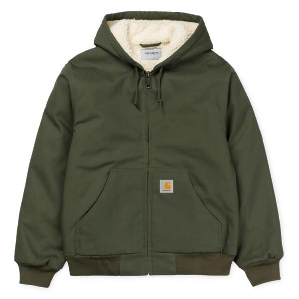 "Carhartt WIP Active Pile Jacket ""Cypress"" I024930"