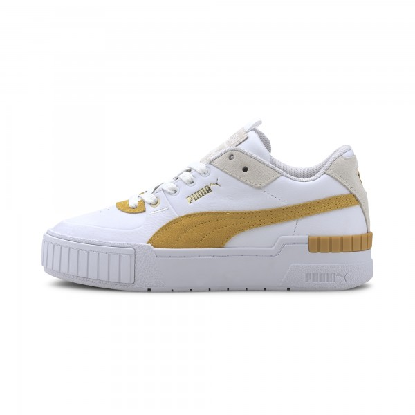 "Puma Cali Sport Heritage Wn´s ""Puma White-golden rod "" 373080-02"