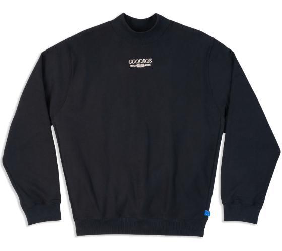 Trademark Mockneck Sweater