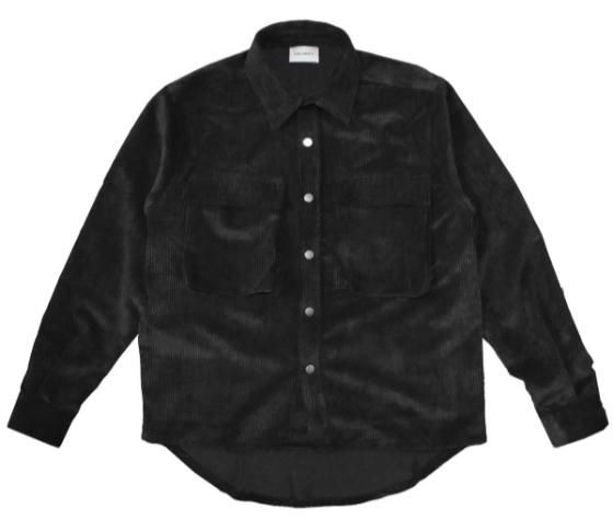 Corduroy Snap Shirt