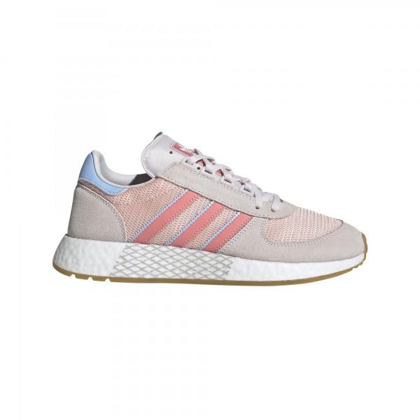 "adidas Marathon Tech W ""ORCHID TINT/TACTILE ROSE/glow blue"" EE4944"