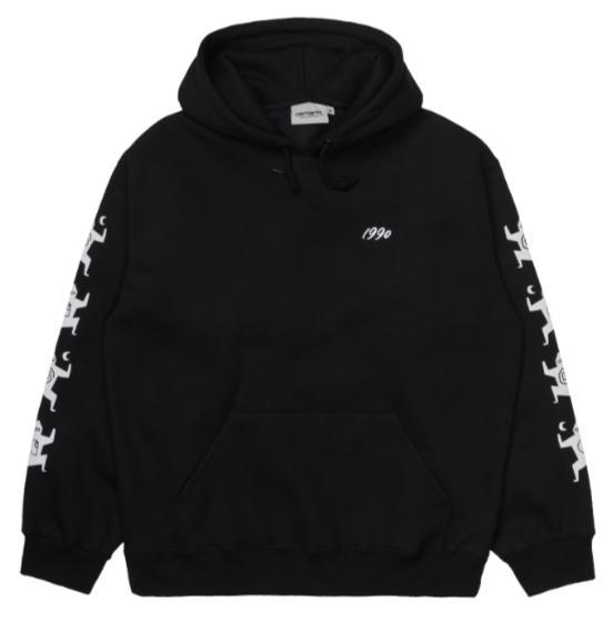 Hooded Ninja Tune Sweatshirt