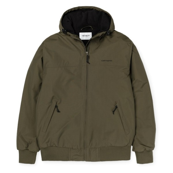 "Carhartt WIP Hooded Sail Jacket ""Cypress"" I028436"