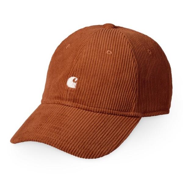 "Carhartt WIP Harlem Cap ""Brandy / Wax"" I026890"