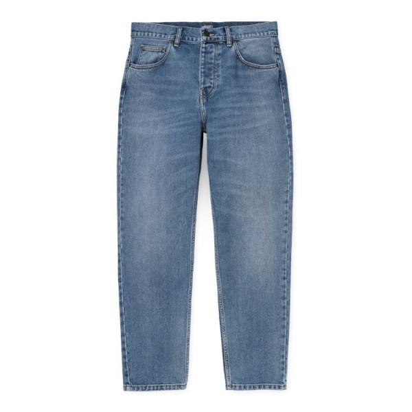 """Carhartt WIP Newel Pant """"Blue worn bleached"""" I024905"""