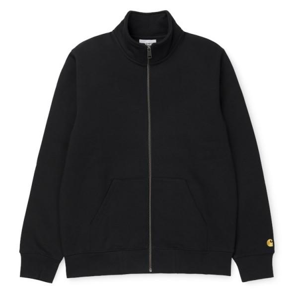 "Carhartt WIP Chase Neck Jacket ""Black"" I026387"