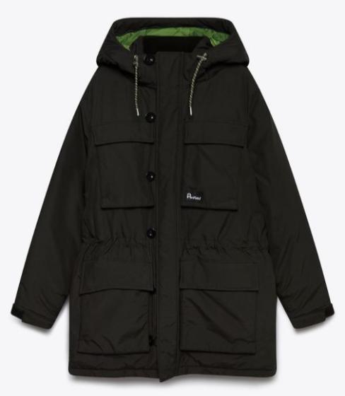 Maple Parker Jacket