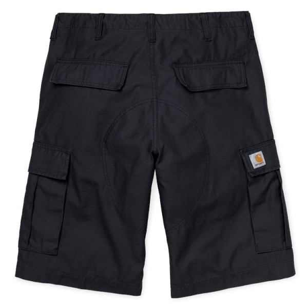 "Carhartt WIP Regular Cargo Short ""Black rinsed"" I015999"