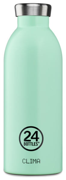"24Bottles Clima 500ml ""Aqua Green"""