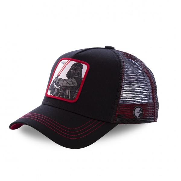 "CAPSLAB Baseball Cap VADER ""Black"" CL/SW2/1/VAD2"