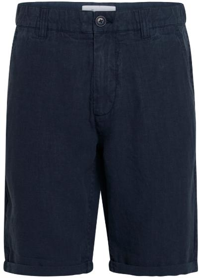 Chuck Loose Linen Shorts