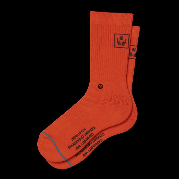 """Carhartt WIP X Stance C.O. Socks """"Pepper"""" I027802"""