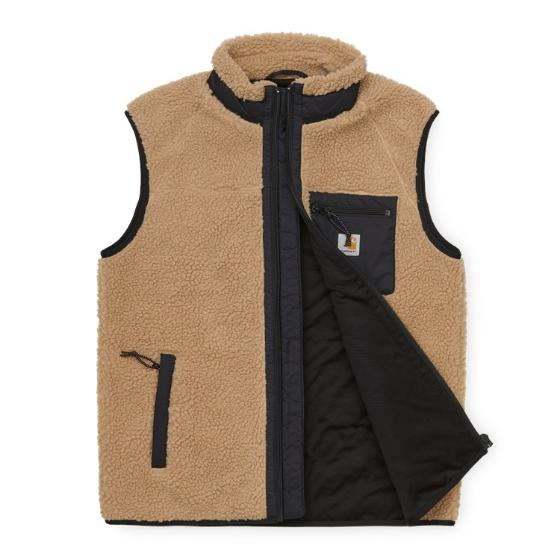 "Carhartt WIP Prentis Vest Liner ""Dusty Hamilton Brown"" I026719"