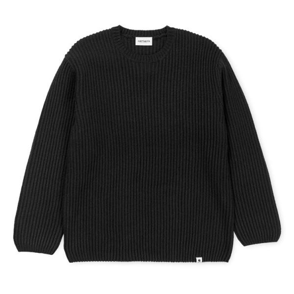 "Carhartt WIP W Kaleva Sweater ""Black"" I023442"
