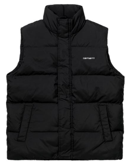 "Carhartt WIP Danville Vest ""Black"" I028135"