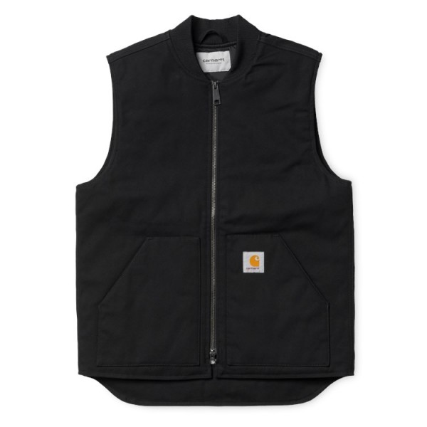 "Carhartt WIP Vest ""Black rigit"" I015251"