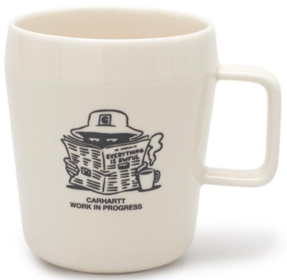 Awful Rivers General Mug Porcelain