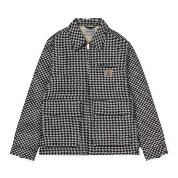 "Carhartt WIP Ryder Jacket ""Check / White"" I026724"
