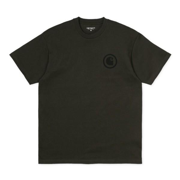 "Carhartt WIP S/S Protect T-Shirt ""Cypress / Black"" I027087"