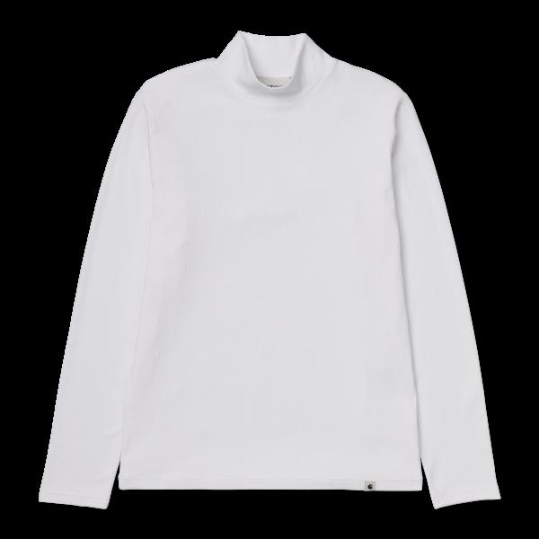 "Carhartt WIP L/S Seri T-Shirt ""White"" I028466"
