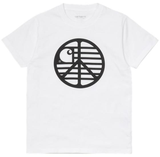 W´S/S Peace State T-Shirt