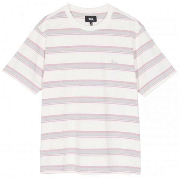 "Stussy Harbour Stripe Crew ""Natural"" 1140200"