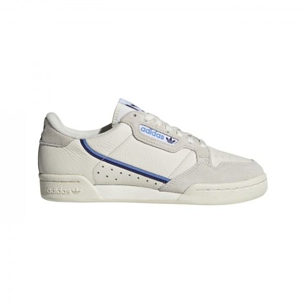 "adidas CONTINENTAL 80 W ""off white/cloud white/raw white"" EE5557"