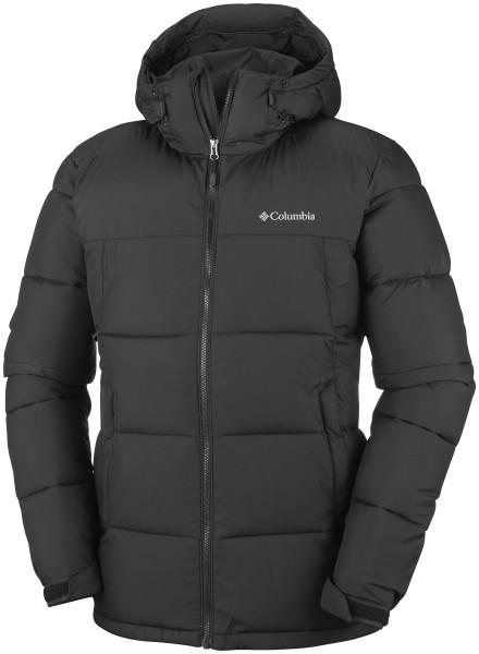 "Columbia Pike Lake Hooded Jacket ""Black"" 1738032-010"