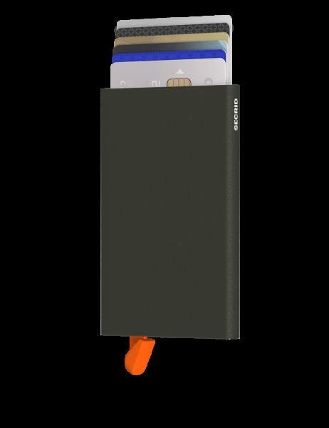 "SECRID Cardprotector Powder ""Moss"""