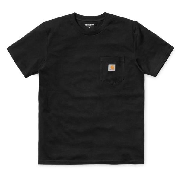 "Carhartt WIP S/S Pocket T-Shirt ""Black"" I022091"