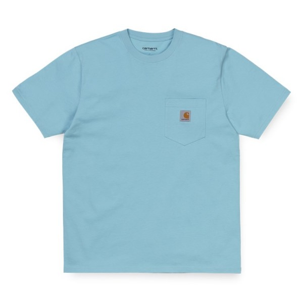 "Carhartt WIP S/S Pocket T-Shirt ""Window heather"" I022091"